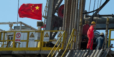 CHINE - Sécurisation des ressources naturelles