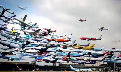 Trafic aérien