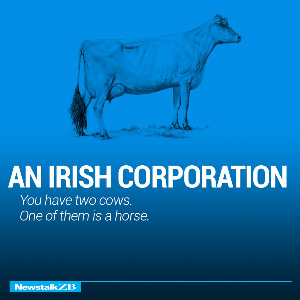 11 - Irish Corporation