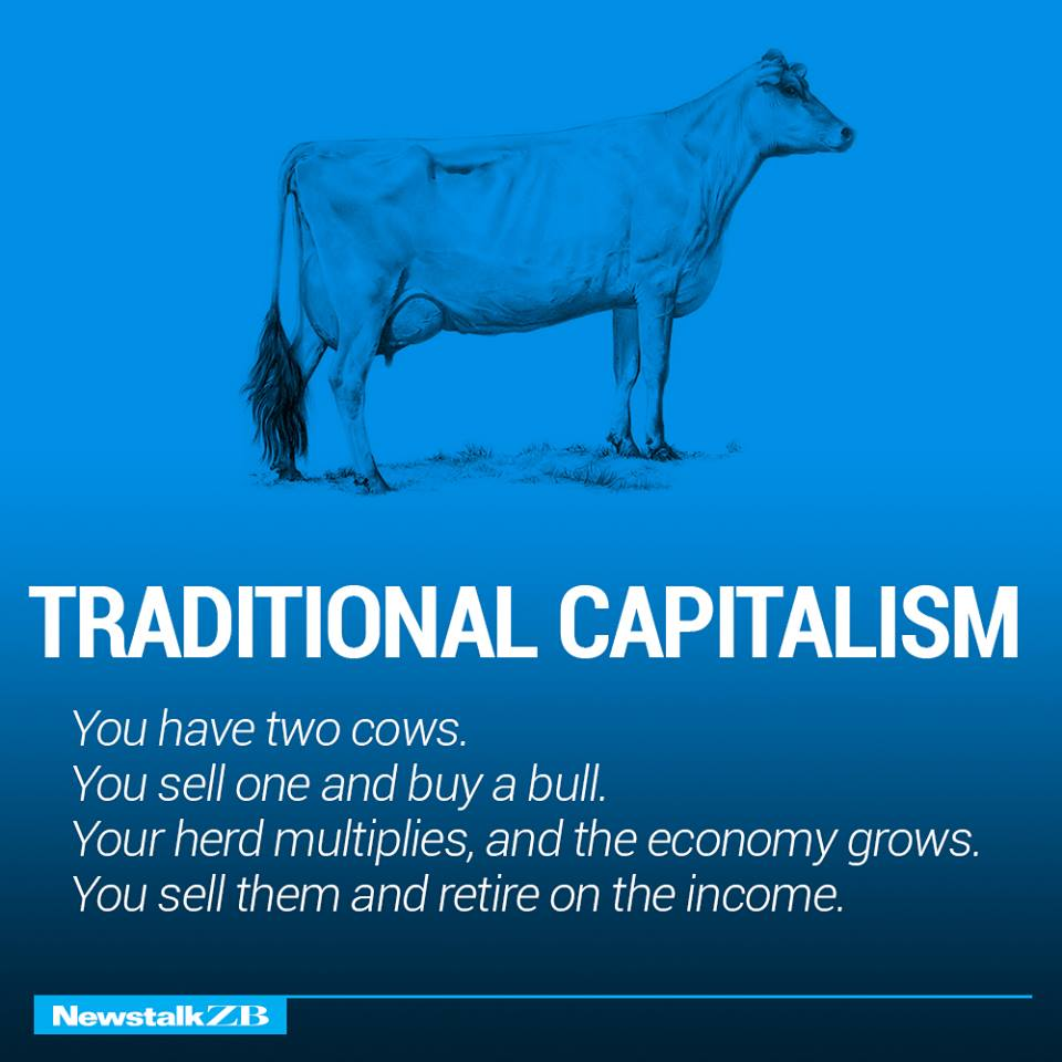 5 - Traditional Capitalism